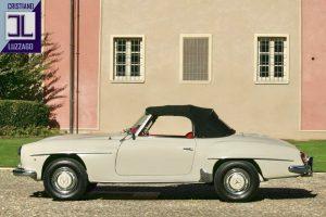 mercedes benz 190 sl 1963 www.cristianoluzzago.it brescia italy 7