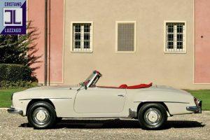 mercedes benz 190 sl 1963 www.cristianoluzzago.it brescia italy 8