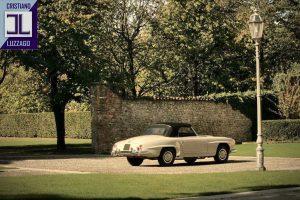 mercedes benz 190 sl 1963 www.cristianoluzzago.it brescia italy 9