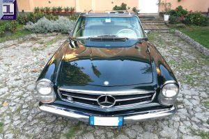 mercedes benz 280 sl www.cristianoluzzago.it brescia italy 1