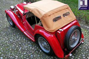 mg tc midget 1948 www.cristianoluzzago.it brescia italy 10