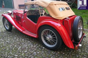 mg tc midget 1948 www.cristianoluzzago.it brescia italy 4