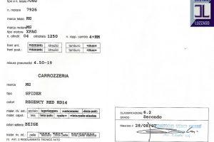mg tc midget 1948 www.cristianoluzzago.it brescia italy 41