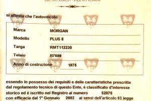 morgan 8 1975 www.cristianoluzzago.it brescia italy 26