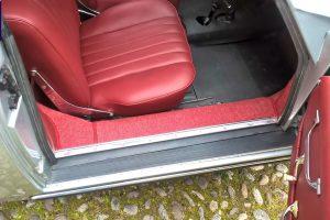 porsche 356 a t1 1957 www.cristianoluzzago.it tel 00393282454909 31