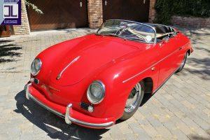 porsche 356 speedster 1955 www.cristianoluzzago.it brescia italy 1