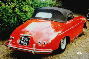 porsche 356 speedster 1955 www.cristianoluzzago.it brescia italy 44