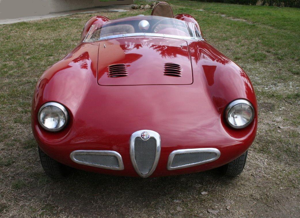 1953年 アルファ ロメオ 1900 バルケッタ スペシャル