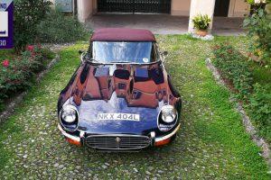 1972 JAGUAR E TYPE ROADSTER 5300 V12 1972 www.cristianoluzzago.it Brescia Itally (1)