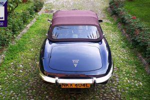 1972 JAGUAR E TYPE ROADSTER 5300 V12 1972 www.cristianoluzzago.it Brescia Itally (17)