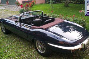 1972 JAGUAR E TYPE ROADSTER 5300 V12 1972 www.cristianoluzzago.it Brescia Itally (22)