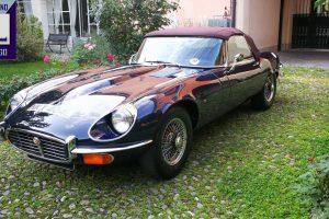 1972 JAGUAR E TYPE ROADSTER 5300 V12 1972 www.cristianoluzzago.it Brescia Itally (23)