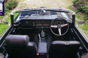 1972 JAGUAR E TYPE ROADSTER 5300 V12 1972 www.cristianoluzzago.it Brescia Itally (27)