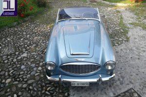 AUSTIN HEALEY 3000 M1 www.cristianoluzzago.it Brescia Italy (1)