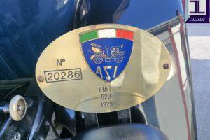 FIAT 520 TORPEDO 1929 www.cristianoluzzago.it Brescia Italy (27)