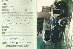 FIAT 520 TORPEDO 1929 www.cristianoluzzago.it Brescia Italy (32)