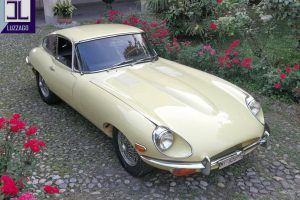 JAGUAR E TYPE 4200 S2 COUPE www.cristianoluzzago.it Brescia Italy (10)