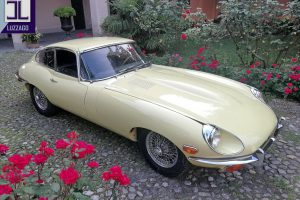 JAGUAR E TYPE 4200 S2 COUPE www.cristianoluzzago.it Brescia Italy (11)
