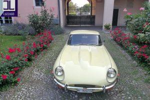 JAGUAR E TYPE 4200 S2 COUPE www.cristianoluzzago.it Brescia Italy (2)
