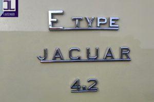 JAGUAR E TYPE 4200 S2 COUPE www.cristianoluzzago.it Brescia Italy (27)