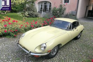 JAGUAR E TYPE 4200 S2 COUPE www.cristianoluzzago.it Brescia Italy (3)
