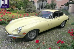 JAGUAR E TYPE 4200 S2 COUPE www.cristianoluzzago.it Brescia Italy (4)