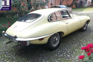 JAGUAR E TYPE 4200 S2 COUPE www.cristianoluzzago.it Brescia Italy (7)