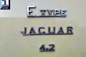 JAGUAR E TYPE 4200 Serie 2 COUPE www.cristianoluzzago.it Brescia Italy (24)