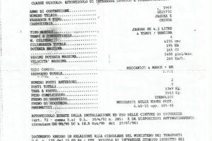 JAGUAR E TYPE 4200 Serie 2 COUPE www.cristianoluzzago.it Brescia Italy (39)