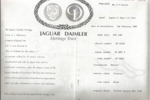 JAGUAR E TYPE 4200 Serie 2 COUPE www.cristianoluzzago.it Brescia Italy (40)