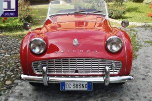 TRIUMPH TR3A www.cristianoluzzago.it Brescia Italy (2)