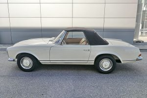 mercedes benz 230sl (6)