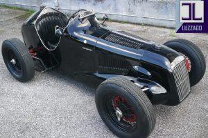 1934 MG PA 1934 special single seater 1950 fiche FIA www.cristianoluzzago.it Brescia Italy (12)