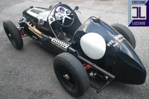 1934 MG PA 1934 special single seater 1950 fiche FIA www.cristianoluzzago.it Brescia Italy (4)