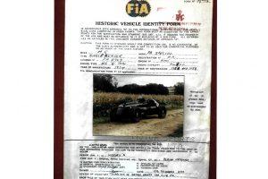 1934 MG PA 1934 special single seater 1950 fiche FIA www.cristianoluzzago.it Brescia Italy (64
