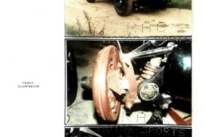 1934 MG PA 1934 special single seater 1950 fiche FIA www.cristianoluzzago.it Brescia Italy (68