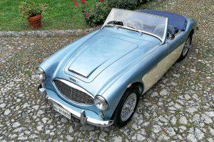 AUSTIN HEALEY 3000 Mk1 www.cristianoluzzago.it Brescia Italy (3)