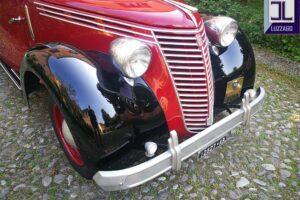 FIAT 1100 STELLA ALPINA CABRIOLET MONVISO 1947 1000 miglia www.cristianoluzzago.it Brescia (14)