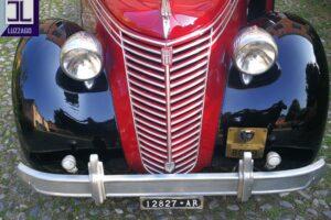 FIAT 1100 STELLA ALPINA CABRIOLET MONVISO 1947 1000 miglia www.cristianoluzzago.it Brescia (15)