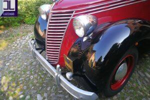 FIAT 1100 STELLA ALPINA CABRIOLET MONVISO 1947 1000 miglia www.cristianoluzzago.it Brescia (16)