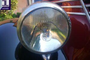 FIAT 1100 STELLA ALPINA CABRIOLET MONVISO 1947 1000 miglia www.cristianoluzzago.it Brescia (18)