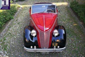 FIAT 1100 STELLA ALPINA CABRIOLET MONVISO 1947 1000 miglia www.cristianoluzzago.it Brescia (1a