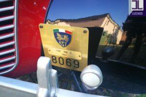 FIAT 1100 STELLA ALPINA CABRIOLET MONVISO 1947 1000 miglia www.cristianoluzzago.it Brescia (21)