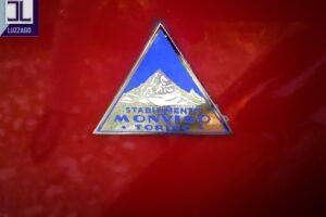 FIAT 1100 STELLA ALPINA CABRIOLET MONVISO 1947 1000 miglia www.cristianoluzzago.it Brescia (24)