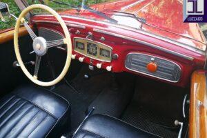 FIAT 1100 STELLA ALPINA CABRIOLET MONVISO 1947 1000 miglia www.cristianoluzzago.it Brescia (34)