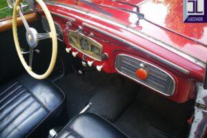FIAT 1100 STELLA ALPINA CABRIOLET MONVISO 1947 1000 miglia www.cristianoluzzago.it Brescia (35)