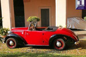 FIAT 1100 STELLA ALPINA CABRIOLET MONVISO 1947 1000 miglia www.cristianoluzzago.it Brescia (5)