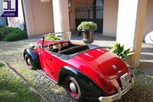 FIAT 1100 STELLA ALPINA CABRIOLET MONVISO 1947 1000 miglia www.cristianoluzzago.it Brescia (7)