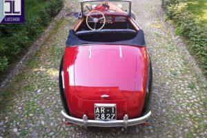 FIAT 1100 STELLA ALPINA CABRIOLET MONVISO 1947 1000 miglia www.cristianoluzzago.it Brescia (8)