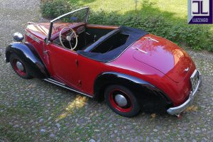 FIAT 1100 STELLA ALPINA CABRIOLET MONVISO 1947 www.cristianoluzzago.it Brescia Italy (11)